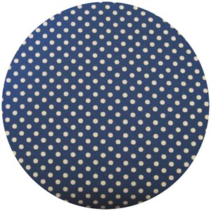 Lecien, Color Basics, Pin Dots Blue