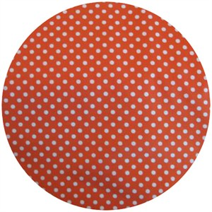 Lecien, Color Basics, Pin Dots Orange