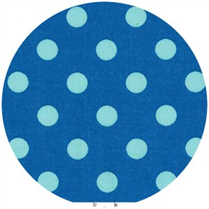Lecien, Color Basics Spots, Blue