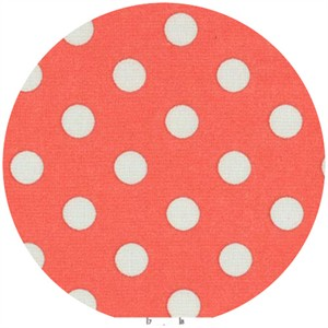 Lecien, Color Basics Spots, Coral