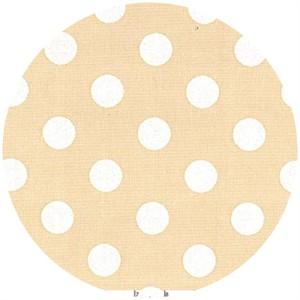 Lecien, Color Basics Spots, Cream