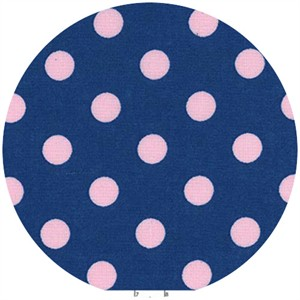Lecien, Color Basics Spots, Navy