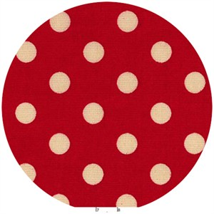 Lecien, Color Basics Spots, Red