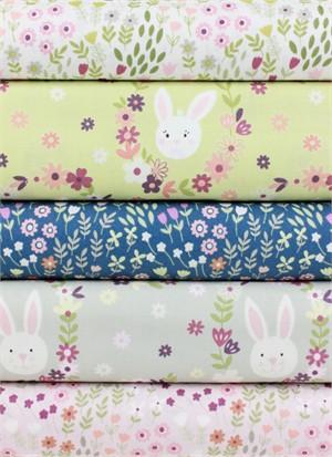 Lewis & Irene, Bunny Garden 5 Total