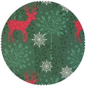 Lewis & Irene, Noel, Reindeer Green