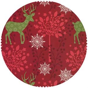 Lewis & Irene, Noel, Reindeer Red