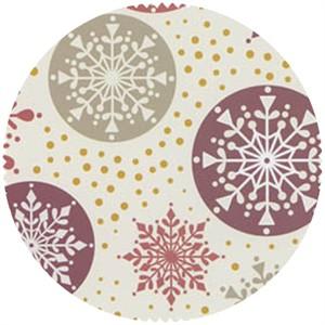 Lewis & Irene, Noel, Snowflakes Gold