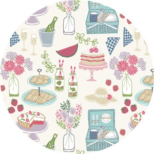 Lewis & Irene, Picnic in the Park, Picnic White