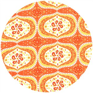 Lily Ashbury for Moda, Folklore, Blossoming Pip Pumpkin