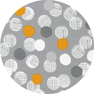 Lisa Tilse for Robert Kaufman, Light and Shade, Spotty Earth
