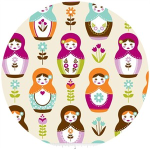 Little Matryoshka by Carly Griffith