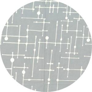 Hoffman Fabrics, Indah BATIKS, Line Grid Ice