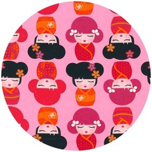 Lisa Tilse for Robert Kaufman, Hello Tokyo, Geishas Sweet