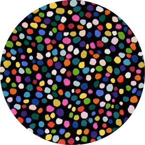 Alexander Henry, Space Dust, Love Beads Black