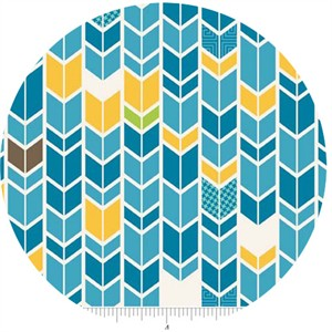 Lori Whitlock, Fun & Games, Chevron Blue