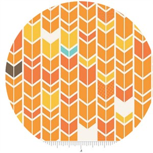 Lori Whitlock, Fun & Games, Chevron Orange