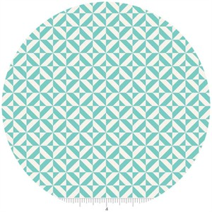 Lori Whitlock, Fun & Games, Geometric Aqua