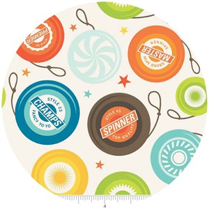 Lori Whitlock, Fun & Games, Yoyos Cream