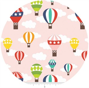 Lori Whitlock, Lazy Day, Balloon Ride Pink