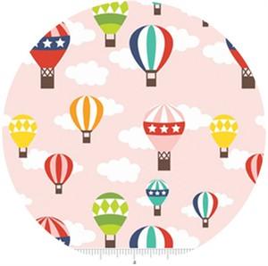 Lori Whitlock, Lazy Day, Balloon Ride Pink
