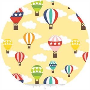 Lori Whitlock, Lazy Day, Balloon Ride Yellow