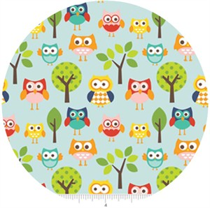Lori Whitlock, Lazy Day, Owls Blue