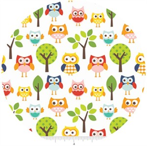 Lori Whitlock, Lazy Day, Owls White