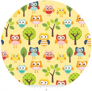 Lori Whitlock, Lazy Day, Owls Yellow