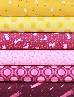 Felice Regina for Windham Fabrics, Luna Sol, Sunset 6 Total