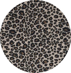 Michael Miller, MINKY, Cheetah Beige Brown