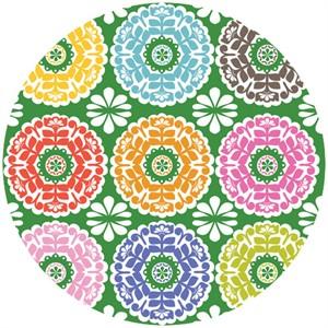 Maude Asbury, Gabbie, Kaleidoscope Green