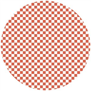 Maude Asbury, Ribs & Bibs, Checkerboard Red
