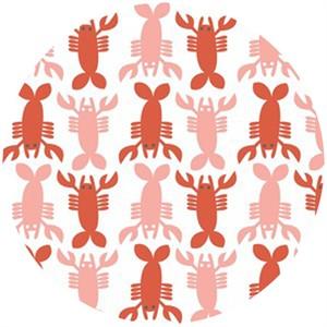Maude Asbury, Ribs & Bibs, Lobster Tails White