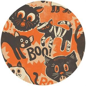 Maude Asbury, Spooktacular, Scaredy Cat Pumpkin