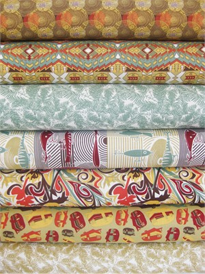 Mark Cesarik, Summer Camp, High Noon in FAT QUARTERS, 7 Total