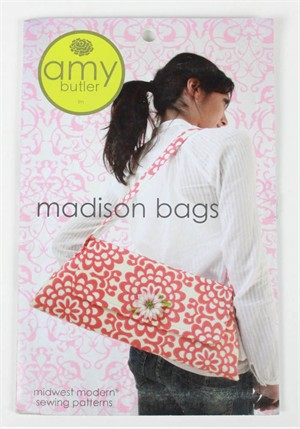 Amy Butler, Sewing Pattern, Madison Bags