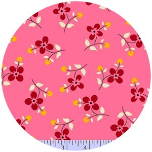Marcus Fabrics, Color Love, Bloom Bright Pink
