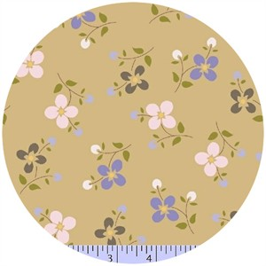 Marcus Fabrics, Color Love, Bloom Taupe