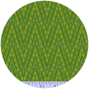 Marcus Fabrics, Visual Effects, Tapestry Green