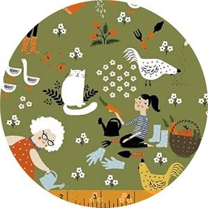 Dinara Mirtalipova for Windham, Gardening, Main Olive