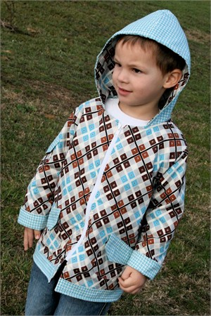 Sewing Pattern, Make it Perfect, Downtown Boy (Little)