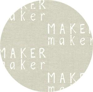 Sarah Golden for Andover, Maker Maker LINEN, Maker Maker Neutral