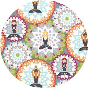 Michael Miller, Namaste, Mandala Lotus Spa