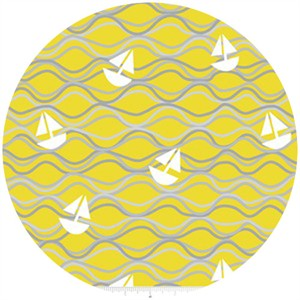 Marin Sutton, Maritime Modern, Come About Citron
