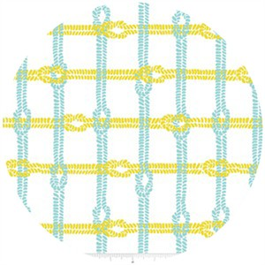 Marin Sutton, Maritime Modern, Knotty Plaid Citron
