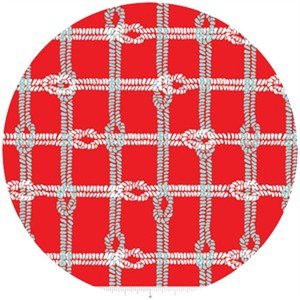 Marin Sutton, Maritime Modern, Knotty Plaid Red