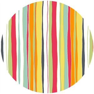 Makower UK, Meadow, Stripe Summer
