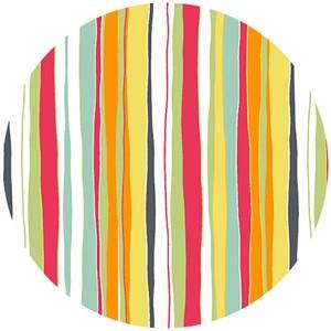 Makower UK, Meadow, Stripe Summer