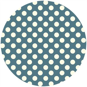 Makower UK, Polka Dot Petrol