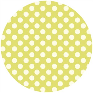 Makower UK, Polka Dot Pistachio